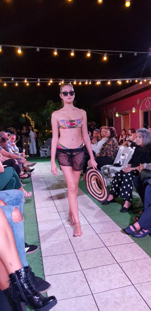 Local Designers Impress At Aruba S Fashion Night Out When In Aruba